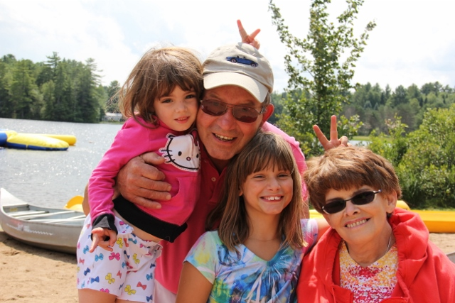 beaver camp grandparent and grandchild camp